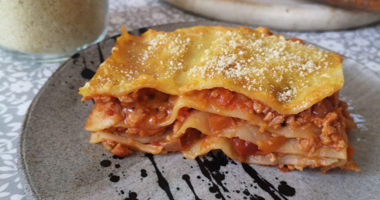 Vegan Meatless Lasagna