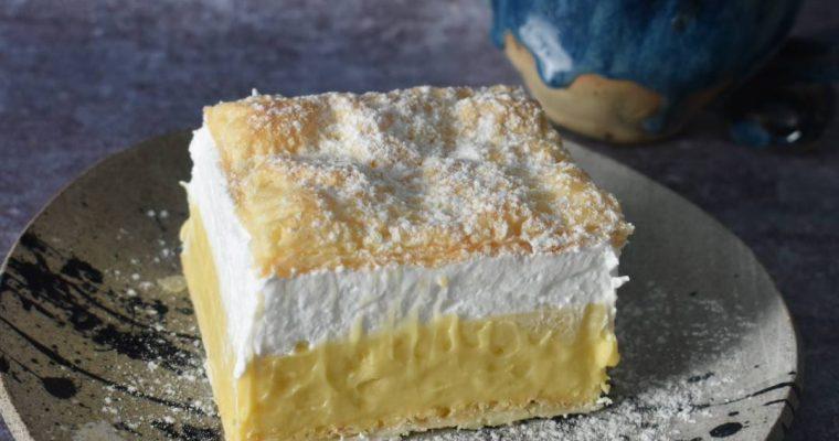 Vegan Bled Cream Cakes
